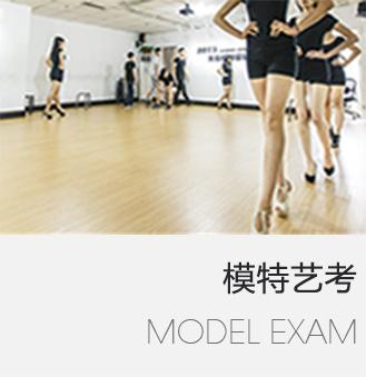 模特服装表演艺考