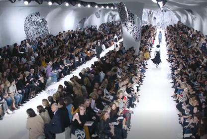 2018春夏巴黎时装周Christian Dior