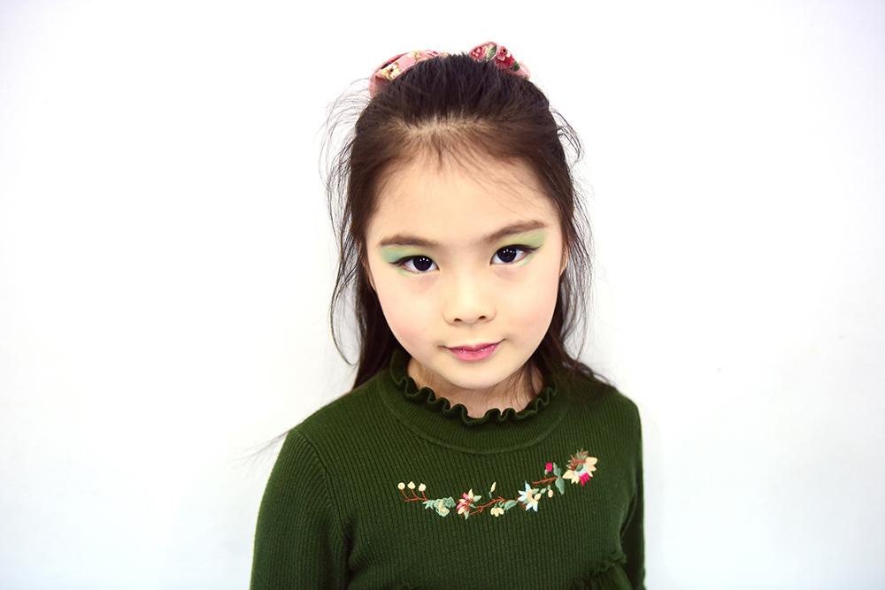 童模化妆课