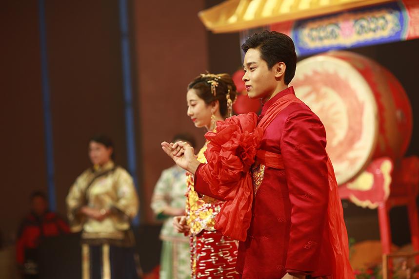 2018年3月,一场极具观赏性的中式婚礼秀在济南举行,博雅模特徐常起、崔晓曼扮演了一对小夫妻,节目在当天济南电视台新闻中播出。