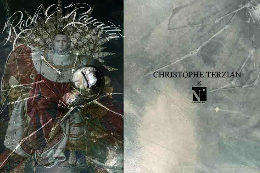 2013年Christophe Terzian创立了自己的同名品牌。并找到了一拍即合的中国合作伙伴,著名买手店N的n次方。其作品以非凡的活力和第一无二的创造力,吸引了众多的演艺界和音乐界人士