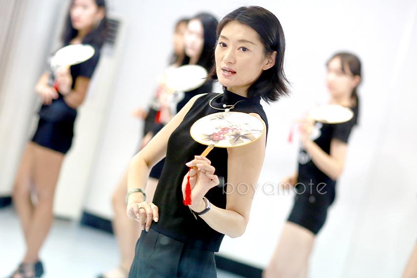高苏纯老师-古典美教学展示